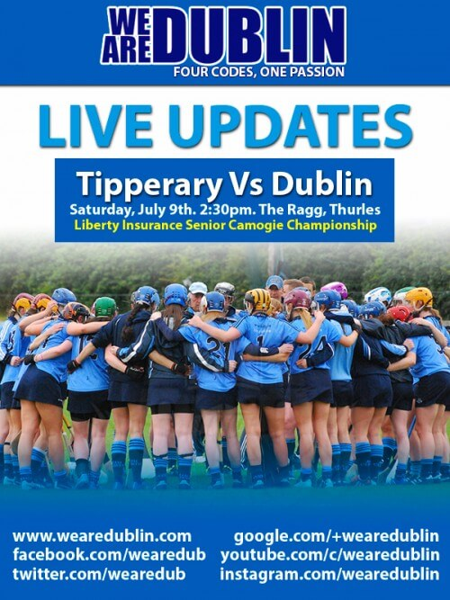 LIBERTY INSURANCE SENIOR CAMOGIE CHAMPIONSHIP – LIVE UPDATES