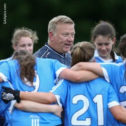 INTERVIEW WITH DUBLIN U16 LADIES FOOTBALL MANAGER PAT KANE