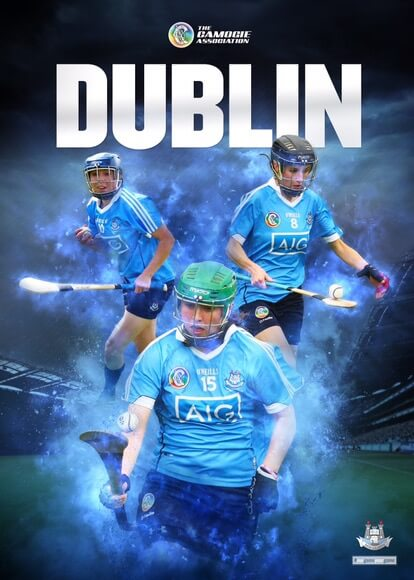 IT'S D-DAY FOR THE DUBLIN SENIOR CAMOGIE SQUAD