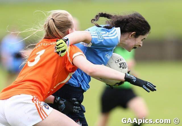DUBLIN v ARMAGH U16 ALL IRELAND SEMI-FINAL MATCH REPORT
