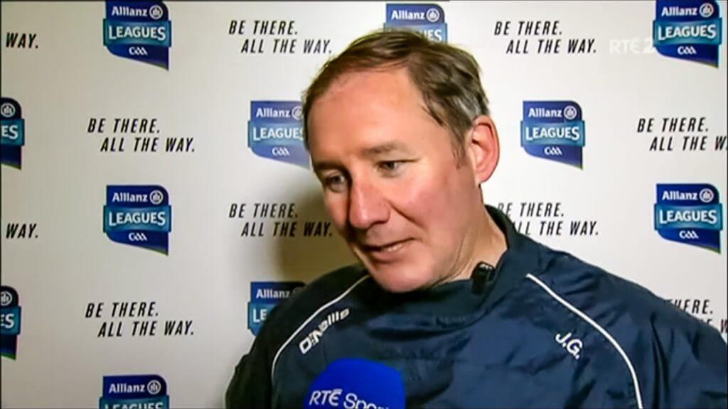 JIM GAVIN MAY HAVE BIG SELECTION DECISIONS AHEAD OF QUARTER FINAL