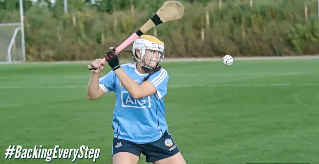 AIG RELEASE NEW VIDEO AND URGE FANS TO GO AND SUPPORT DUBLIN'S SENIOR CAMOGIE SQUAD TOMORROW