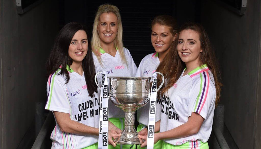 LGFA AND TG4 AIM TO 'CHANGE THE RECORD'