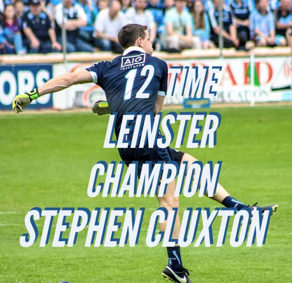 STEPHEN CLUXTON THE HISTORY MAKER