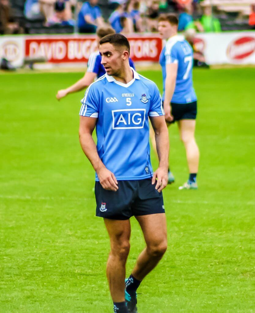BIG BLOW FOR DUBLIN WITH REPORTS McCARTHY TO MISS QUARTER FINAL