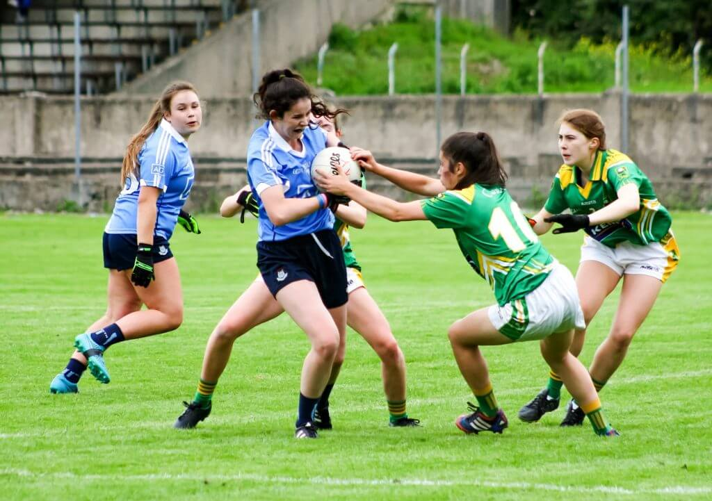 ONE OF THOSE DAYS FOR DUBLIN IN TONIGHT'S U16 ALL IRELAND FINAL