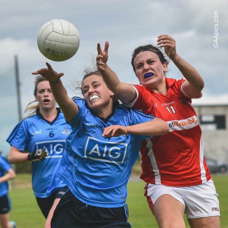 DUBLIN MINOR TEAM NAMED FOR ALL IRELAND FINAL