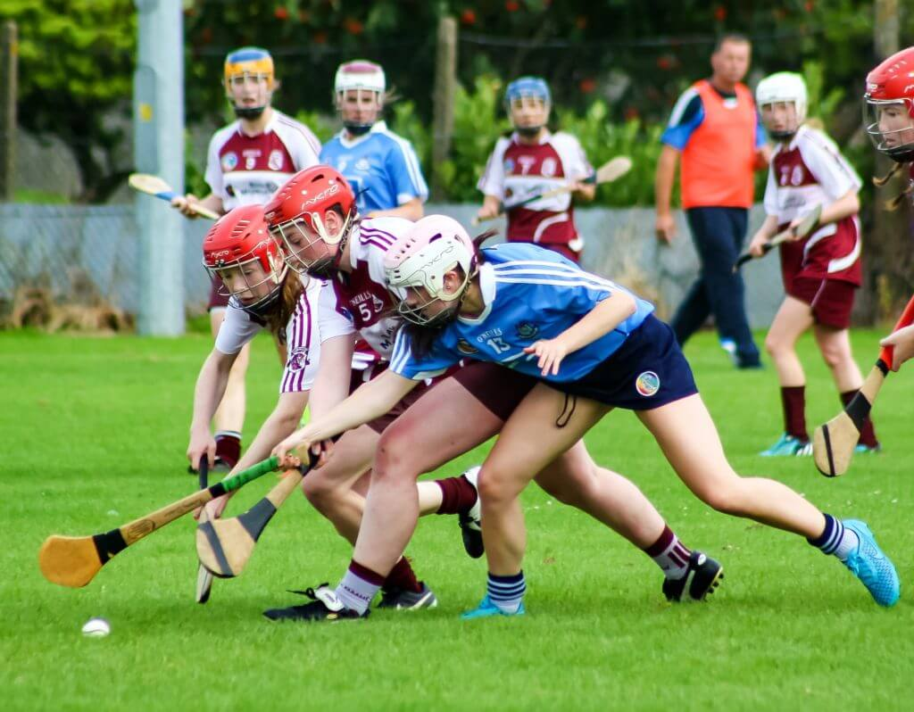 DUBLIN'S U16B CAMOGIE SQUAD BOW OUT OF CHAMPIONSHIP