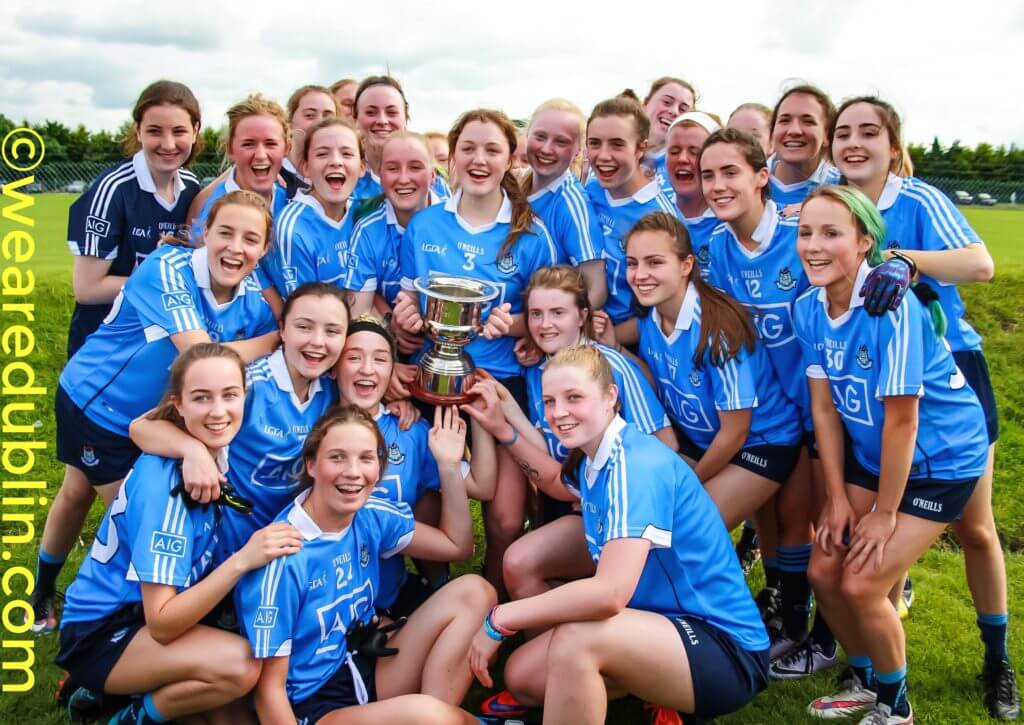 LEINSTER LADIES FOOTBALL MINOR CHAMPIONSHIP FINAL MATCH REPORT