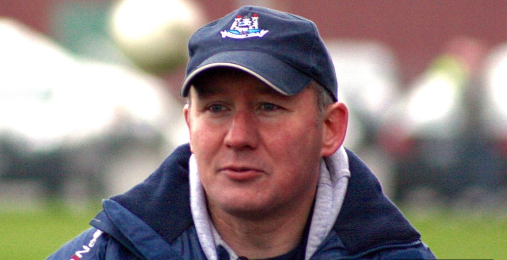 JIM GAVIN CALLS FOR MORE COMMUNICATION WITH REFEREES