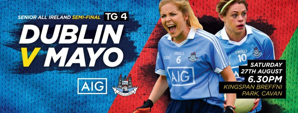 ALL ROADS LEAD TO CAVAN FOR DUBLIN SUPPORTERS TODAY