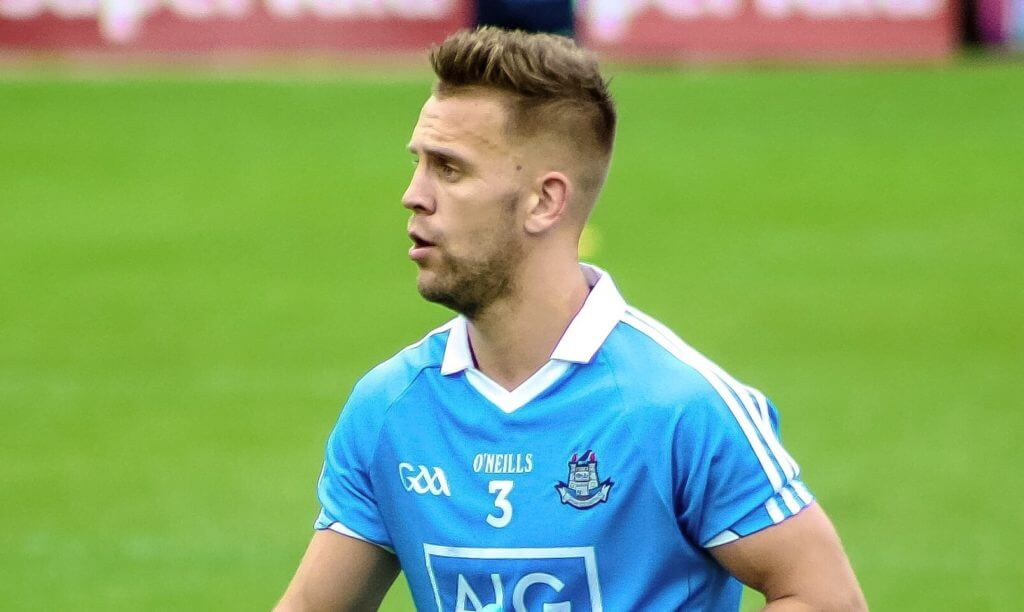JONNY COOPER WILL WALK A SUSPENSION TIGHTROPE AGAINST DONEGAL