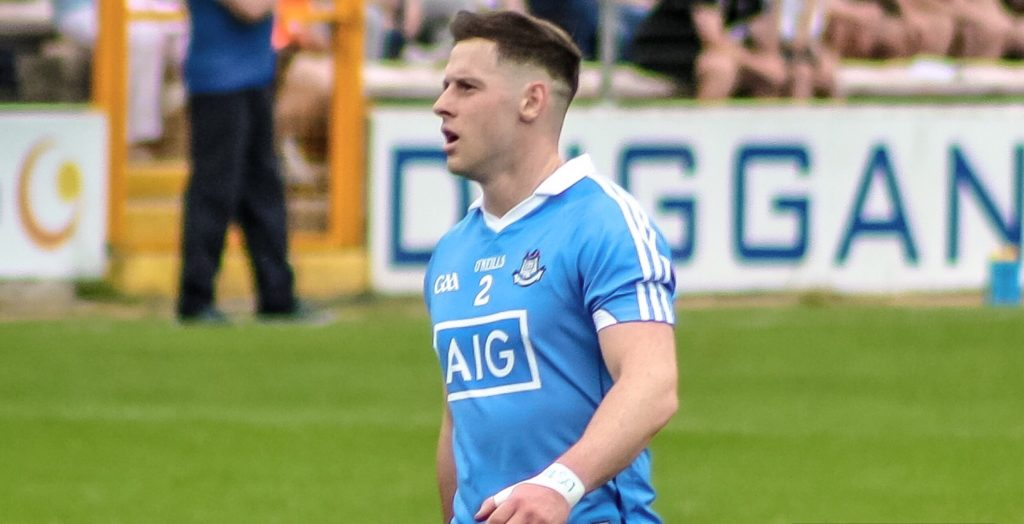 PHILLY McMAHON SAYS DUBLIN'S BACKLINE ARE WELL PREPARED FOR AERIAL TEST