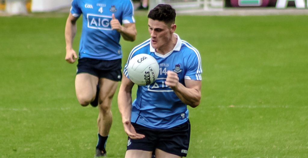 RAY COSGROVE WARNS DIARMUID CONNOLLY THERE'S MORE PROVOCATION ON THE WAY