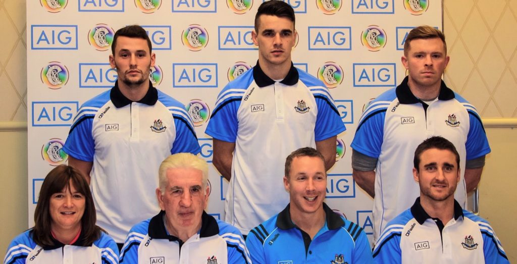 DUBLIN CAMOGIE COUNTY BOARD THANKS OUTGOING SENIOR MANAGEMENT