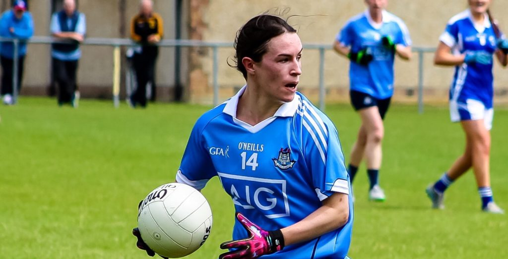 SINEAD AHERNE TOPS THE DUBLIN SCORING CHART