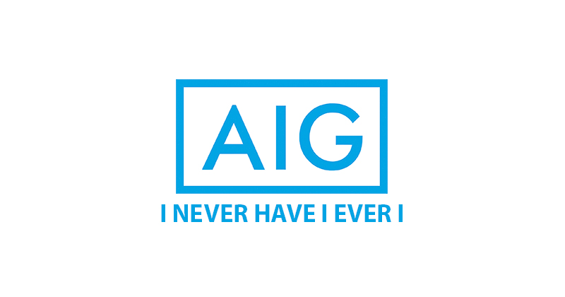 VIDEO: AIG NEVER HAVE I EVER
