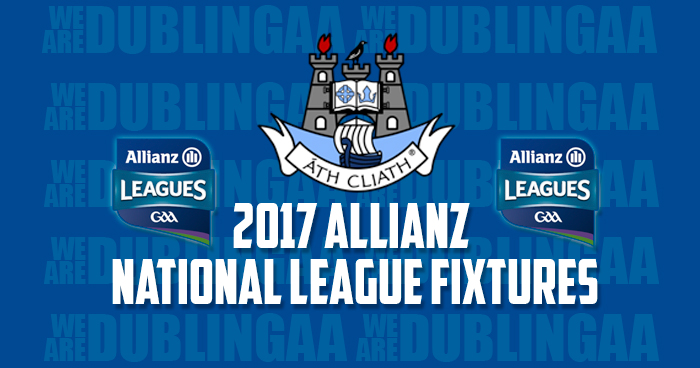 2017 ALLIANZ NFL AND NHL FIXTURES ANNOUNCED