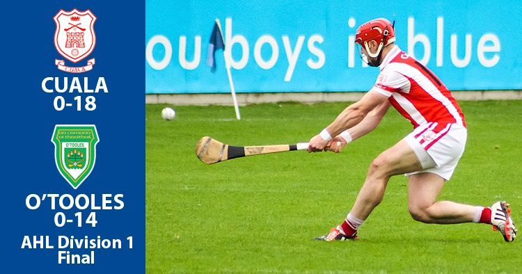 CUALA SECURE BACK TO BACK AHL DIVISION 1 TITLES