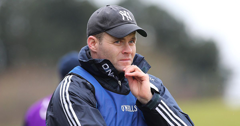 FARRELL TO STEP DOWN AS GAELIC PLAYERS ASSOCIATION CHIEF
