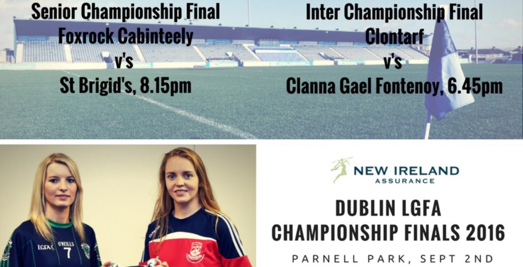LADIES NIGHT IN PARNELL PARK THIS FRIDAY