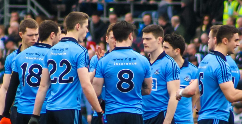 DUBLIN AT MOST DANGEROUS IN FINAL QUARTER OF GAMES