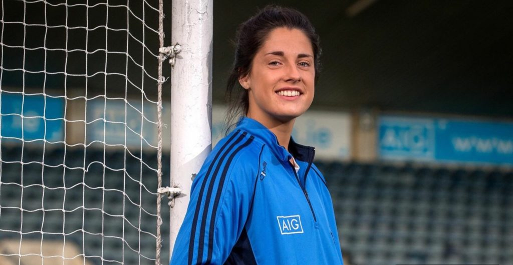 DUBLIN'S MOLLY LAMB LOOKING TO CHANGE ONE STATISTIC ON SUNDAY