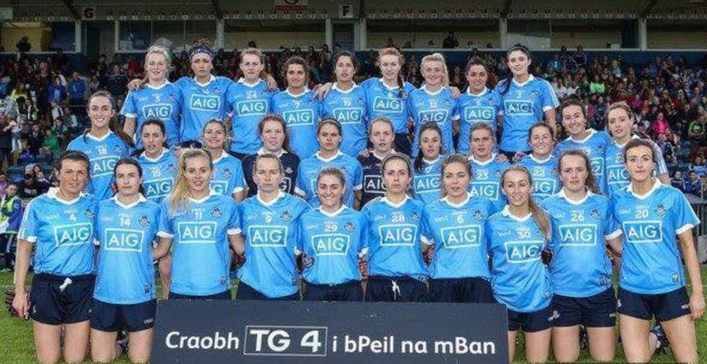 DUBLIN SHOW THE CHARACTER, DESIRE AND MENTAL STRENGTH NEEDED FOR VICTORY