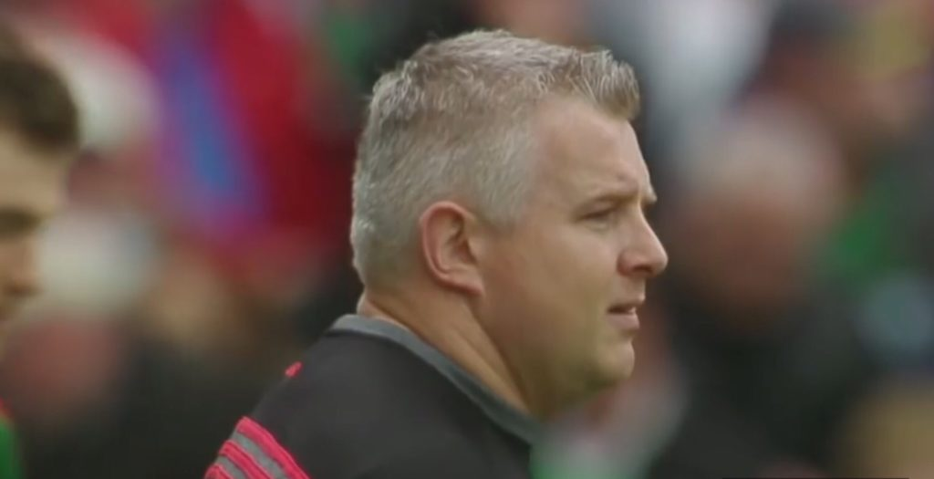 MAYO MANAGER NAMES SAME 15 FOR REPLAY