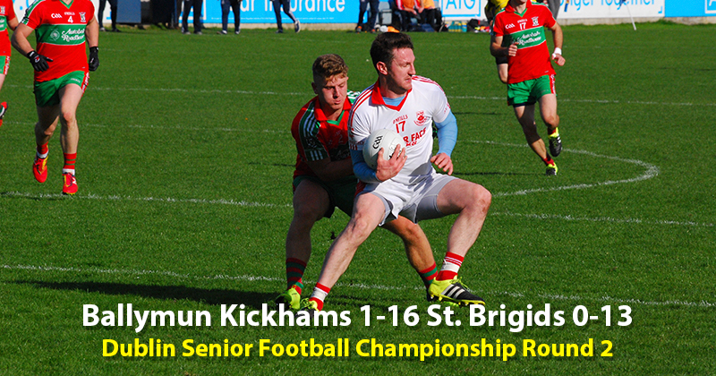 ROCK CONTINUES SCORING PROWESS AS KICKHAMS GO FORTH