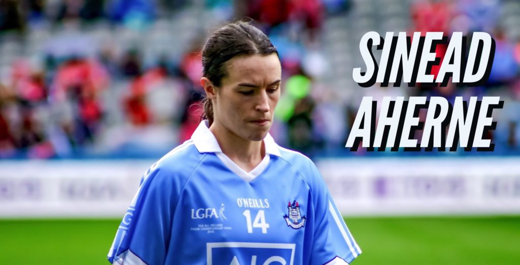 DUBLIN'S SINEAD AHERNE NOMINATED FOR PLAYER OF THE YEAR AWARD