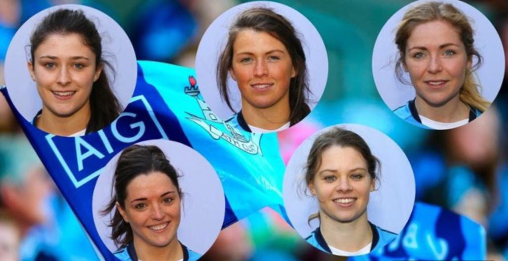 EIGHT DUBLIN PLAYERS NOMINATED FOR 2016 TG4 ALL STARS