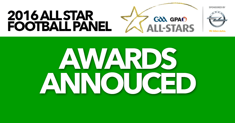 DUBLIN SECURE SIX 2016 ALL STAR AWARDS