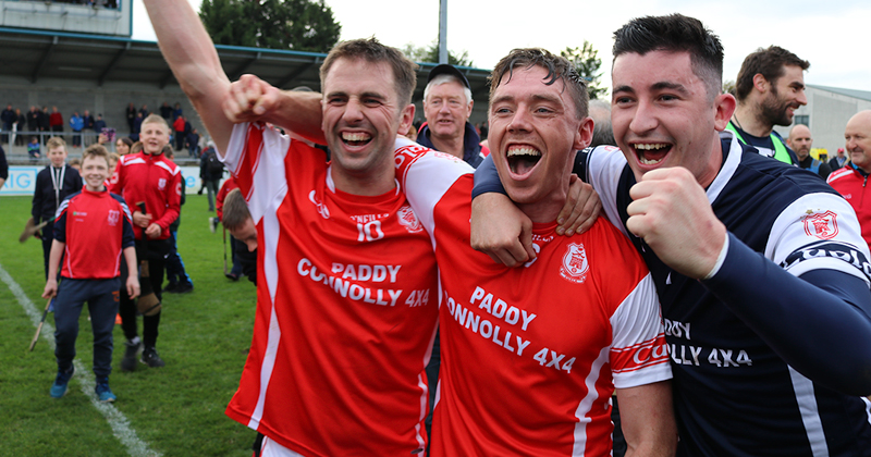 BOOKIES SWAYING FOR CUALA IN LEINSTER HURLING CHAMPIONSHIP