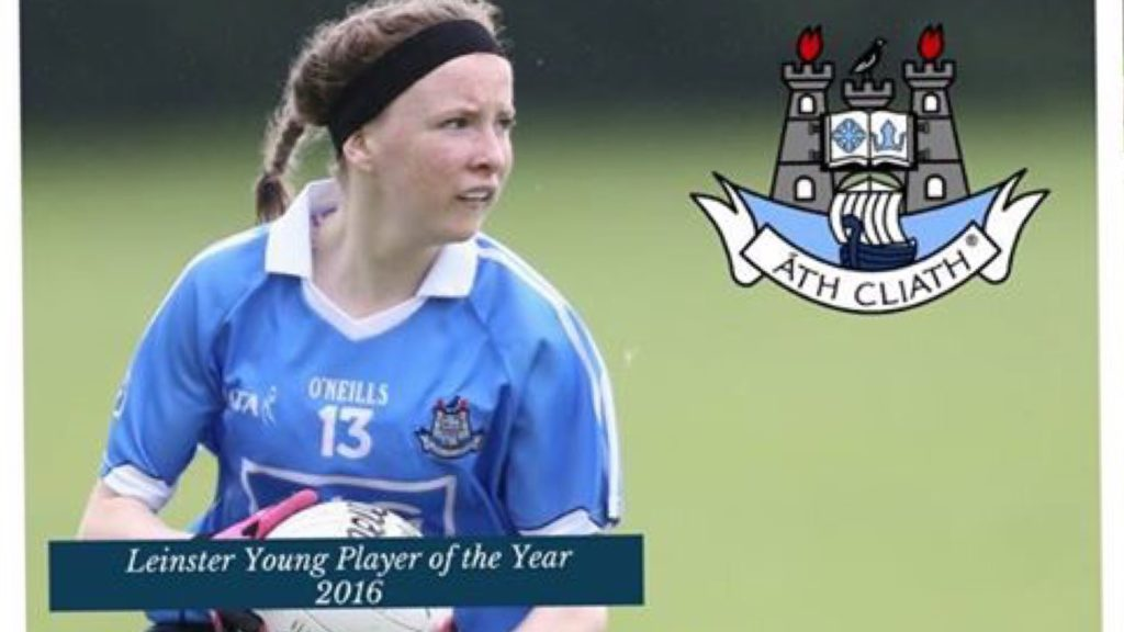 CONGRATULATIONS TO DUBLIN'S CAOIMHE O'CONNOR