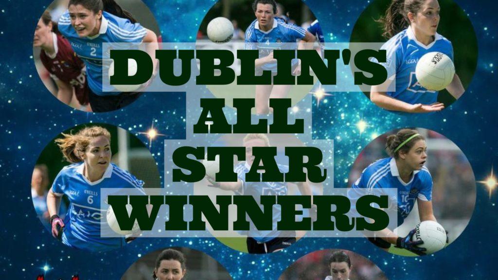 DUBLIN WIN FIVE ALL STAR AWARDS