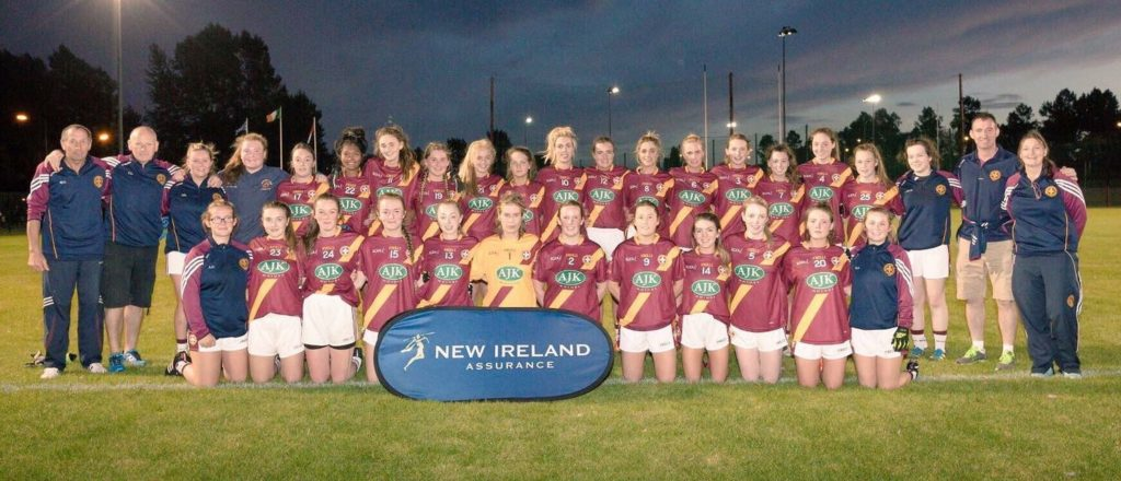 ST MAURS AIMING FOR PLACE IN ALL IRELAND FINAL AT SECOND TIME OF ASKING