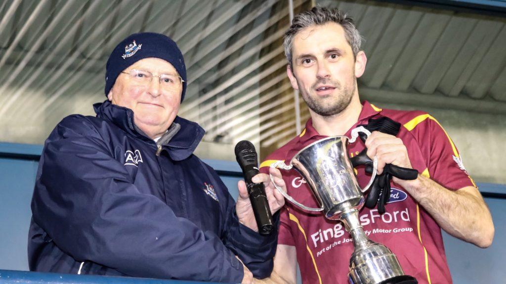PLUNKETTS WIN TENSE BATTLE TO LIFT DUBLIN SFC B TITLE