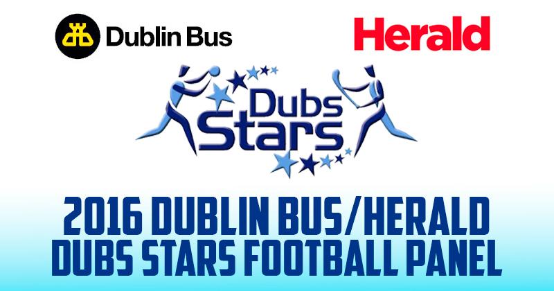 DUBLIN BUS/HERALD DUBS STARS FOOTBALL PANEL ANNOUNCED