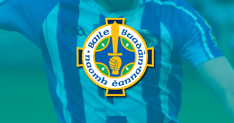 MCENTEE BIDS FAREWELL TO BALLYBODEN WITH DIVISION 1 FOOTBALL LEAGUE TITLE