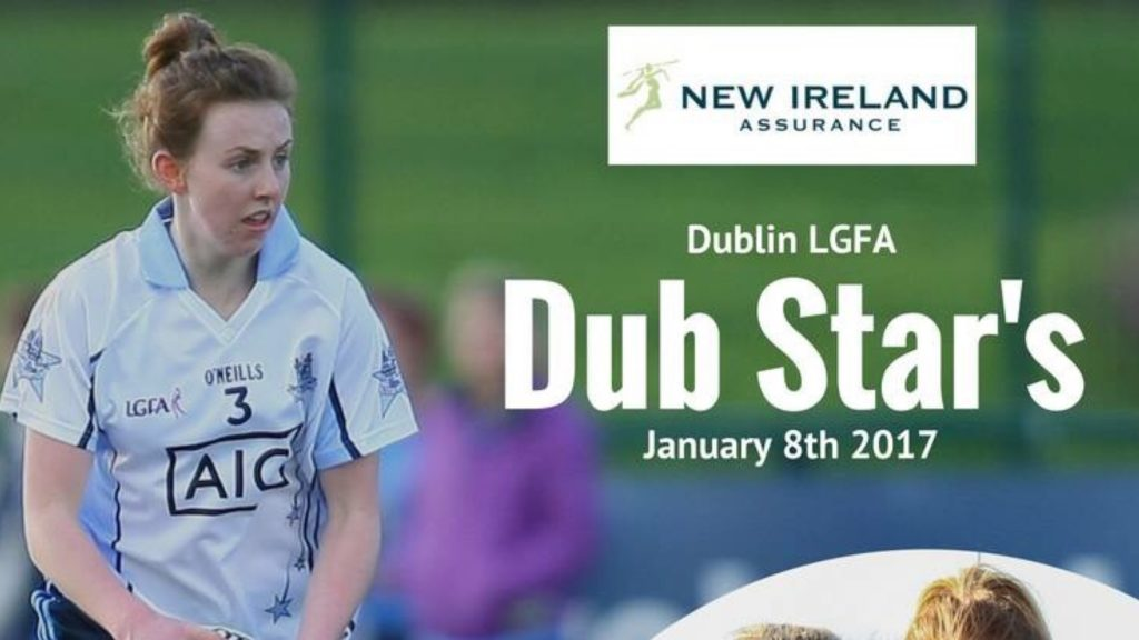 2016 DUBLIN LADIES FOOTBALL DUB STARS PANEL ANNOUNCED