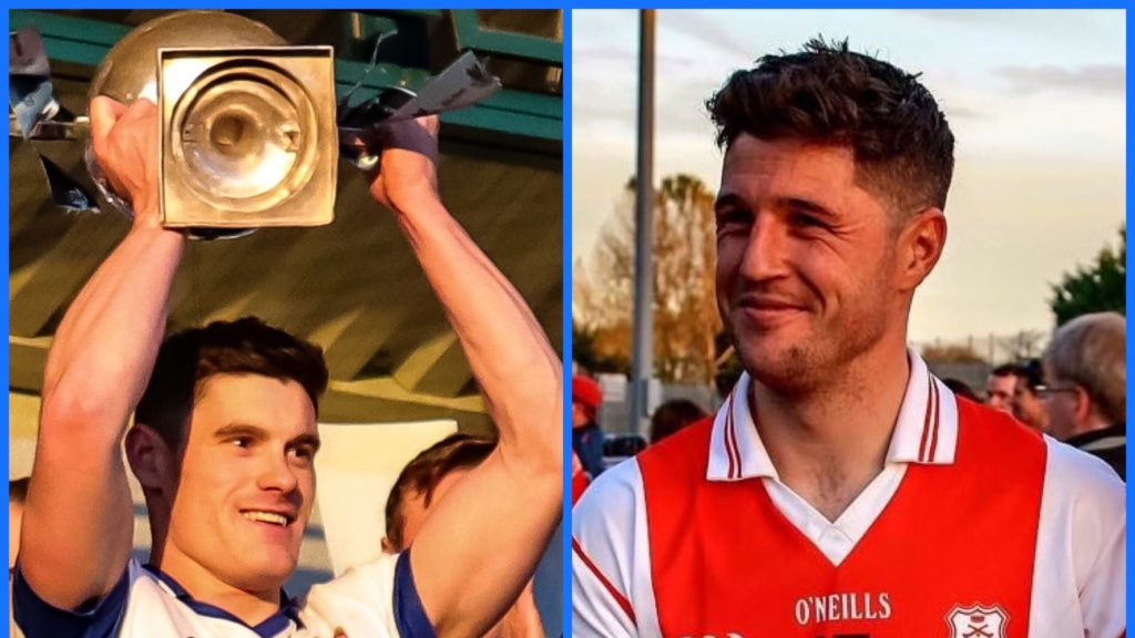 DIARMUID CONNOLLY AND DAVID TREACY WIN DUB STARS PLAYER OF THE YEAR AWARDS
