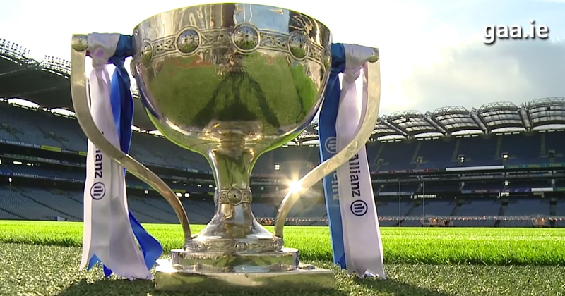 VIDEO: ALLIANZ FOOTBALL LEAGUE 2017 LAUNCHED AT CROKE PARK