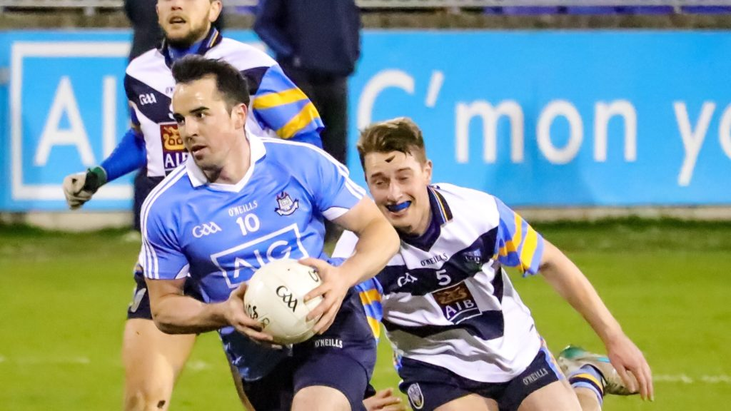 KILDARE WILL BE YOUNG DUBS HARDEST TEST TO DATE