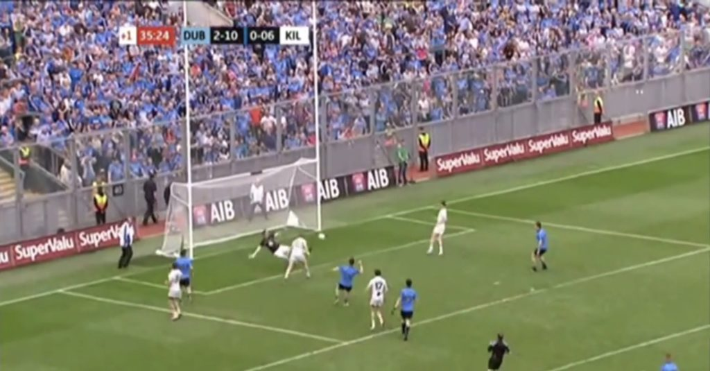 BLAST FROM THE PAST: DUBLIN v KILDARE 2015