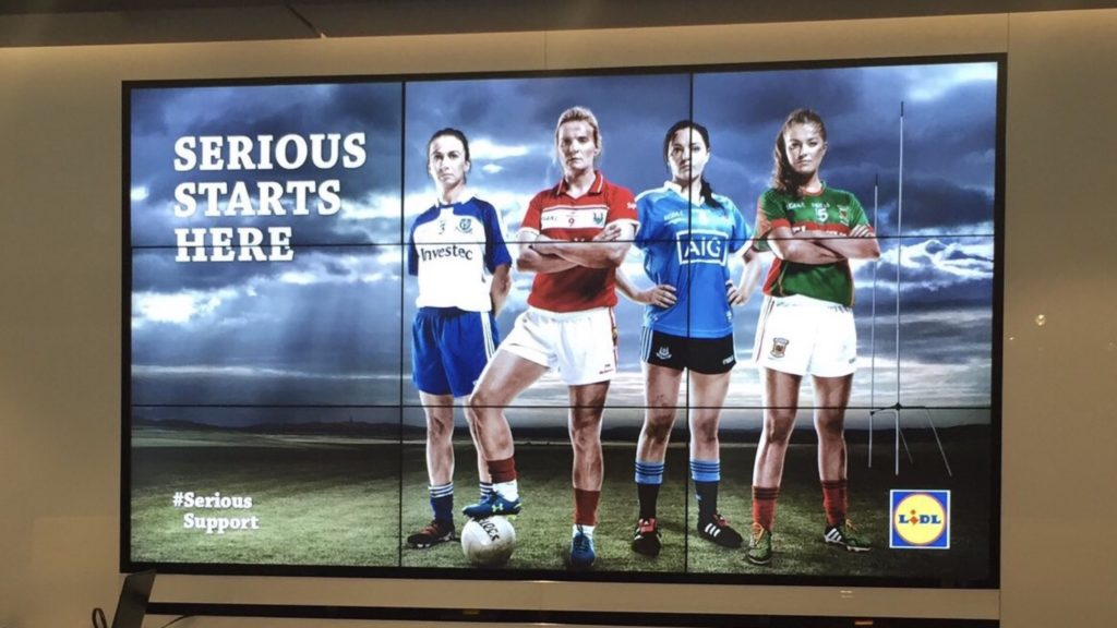PRESS RELEASE: LIDL ANNOUNCES EVEN MORE SERIOUS SUPPORT FOR THE LGFA