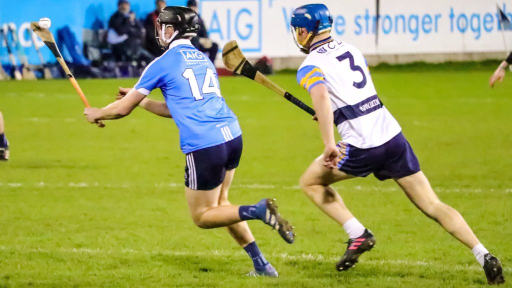 BURKE ANNOUNCES HIS ARRIVAL TO THE SENIOR RANKS IN DUBLIN WIN