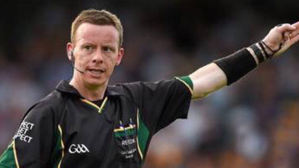 REFEREEING STANDARDS NOT UP TO SCRATCH