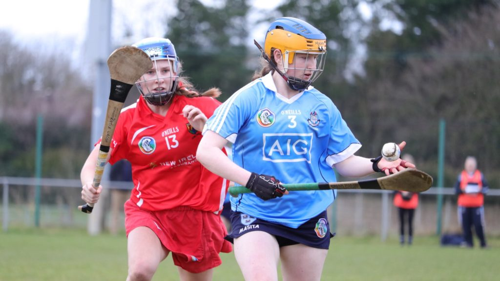CORK LEAD BY TWO AFTER TIGHT FIRST HALF
