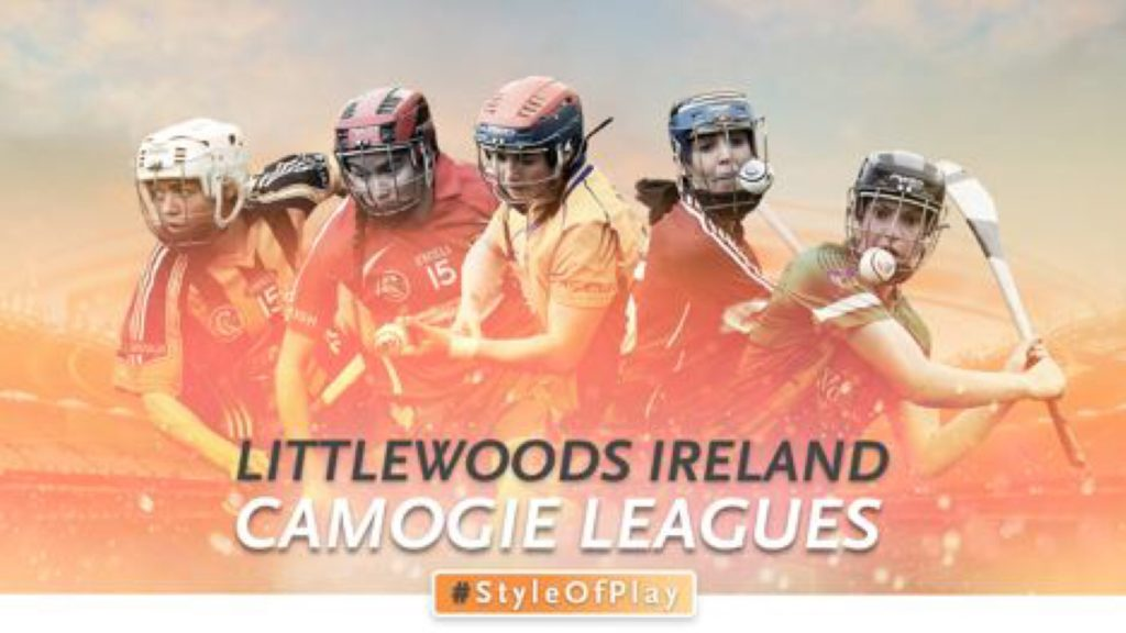 BIG WEEKEND FOR DUBLIN CAMOGIE